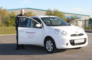 Ben Turner Automatic Driving Instructor